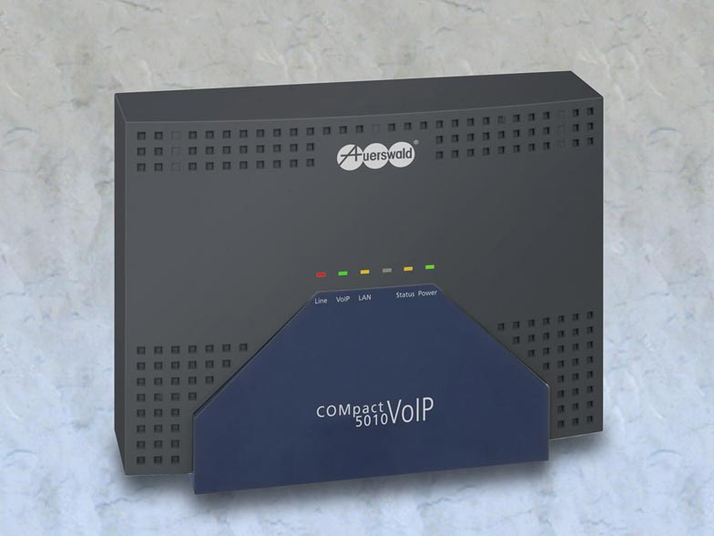 auerswald compact 5010VoIP